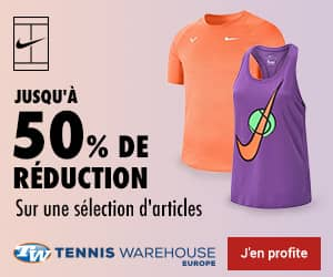 Promotions Tennis Nike