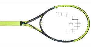 Raquette de tennis Head Graphene Touch Extreme MP