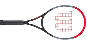 Test de la raquette de tennis Wilson Clash Tour